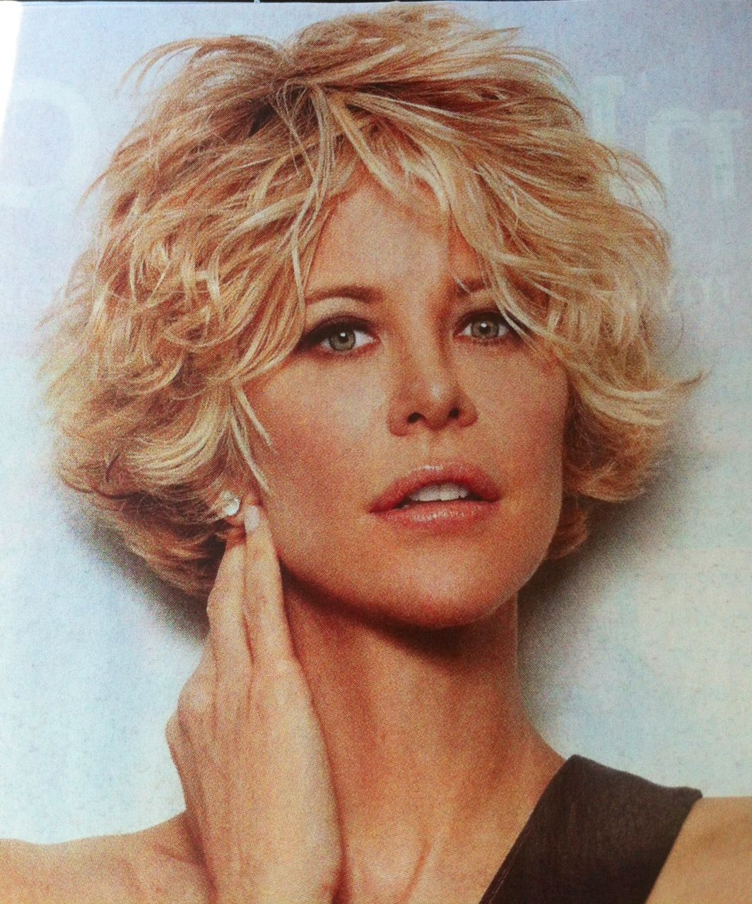 meg ryan hairstyles photos