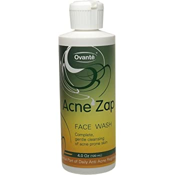 acne antibacterial face wash