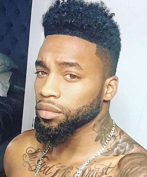 beard styles pictures black man