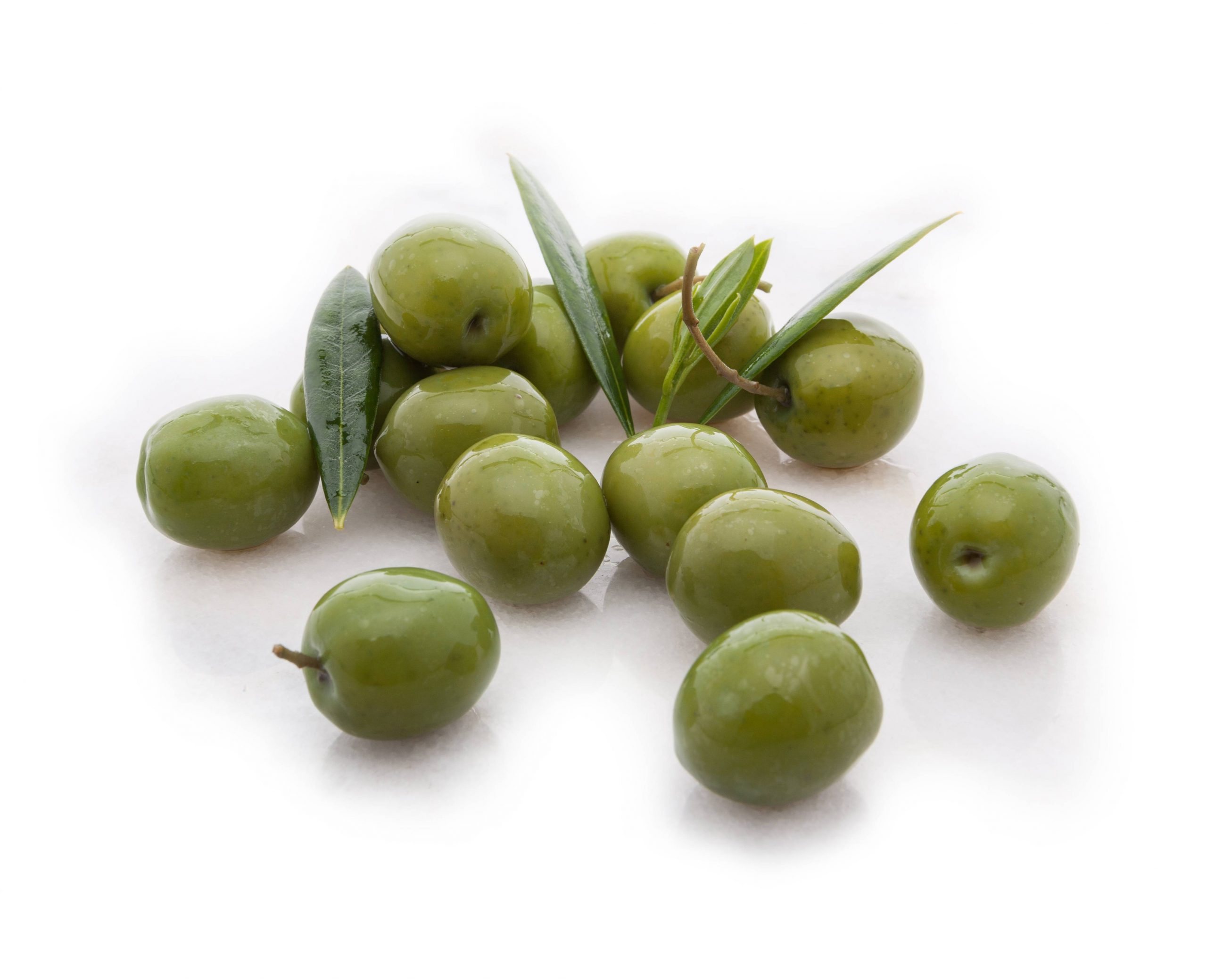 how many olives should i eat a day