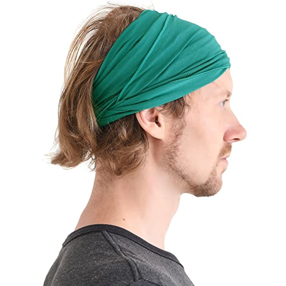 men headbands for long hair