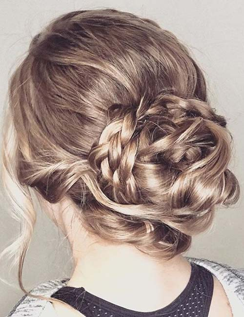 hairstyle for formals