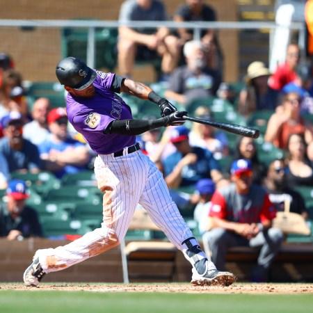 Baseball: World Baseball Classic Exhibion Game-Puerto Rico at Colorado Rockies