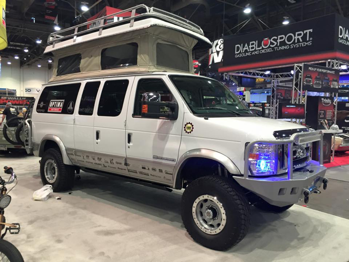 ExpoVans Expedition Vans And 4 Wheel Van Conversions And