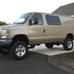 Ultimate Ford E Series Conversions 4x4 4wd Interiors Poptops