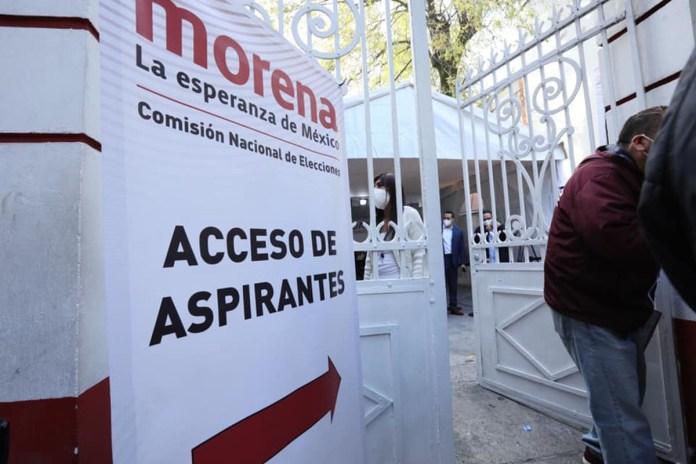 Morena permitió que Manuelita Obrador quedara de candidata a la Diputación Federal