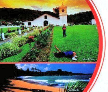 Iglesia de Orosi / Playa Punta Uva