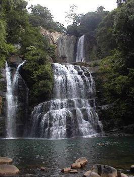 Cataratas de Nauyaca