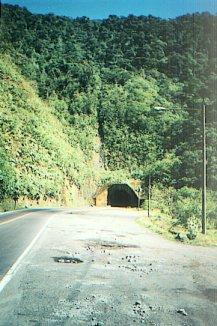 Tunel del Zurquí