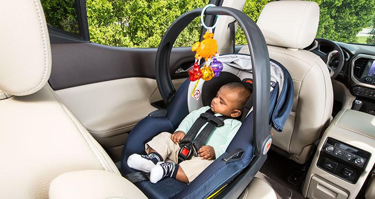 car infant seat mobile mechanic 2