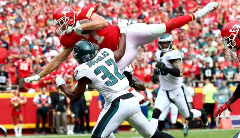 Kansas City Chiefs vs Philadelphia Eagles: Emotional Overload