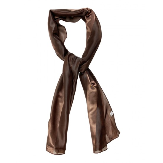 Ebo Fashion Silk Scarves For Women 100% Silk Light Weight Scarf All Purpose Use