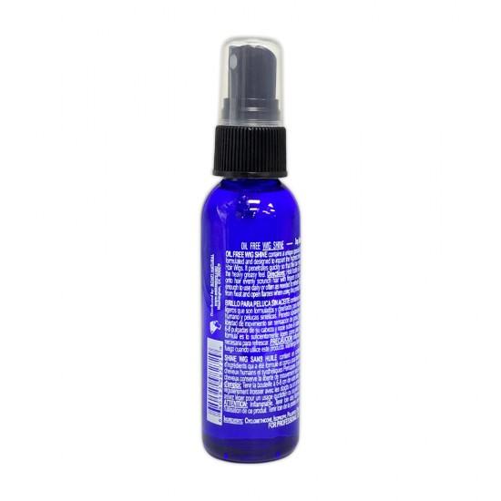 Bonfi Natural Oil Free Wig Shine Uv Protector And Vitamin E 2 Oz