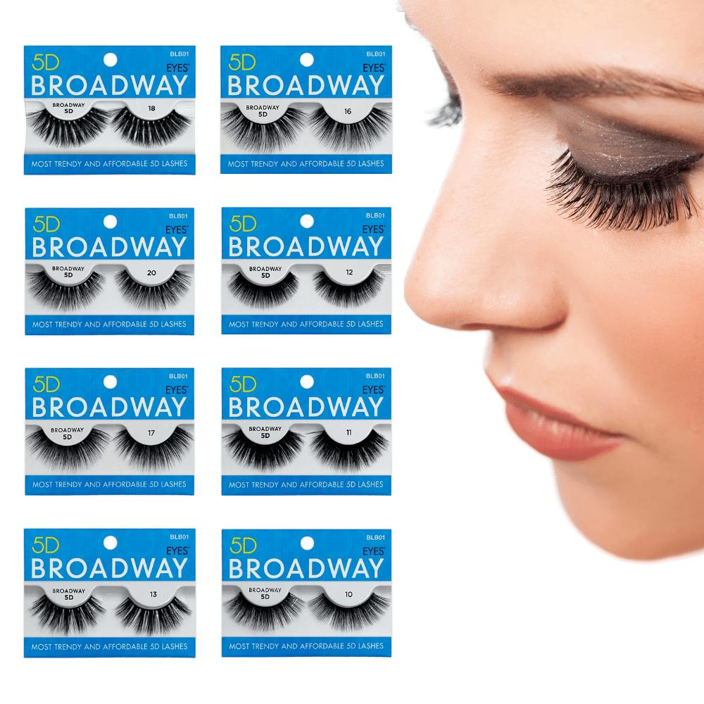 Kiss 5D Broadway Strip Eyelash 13