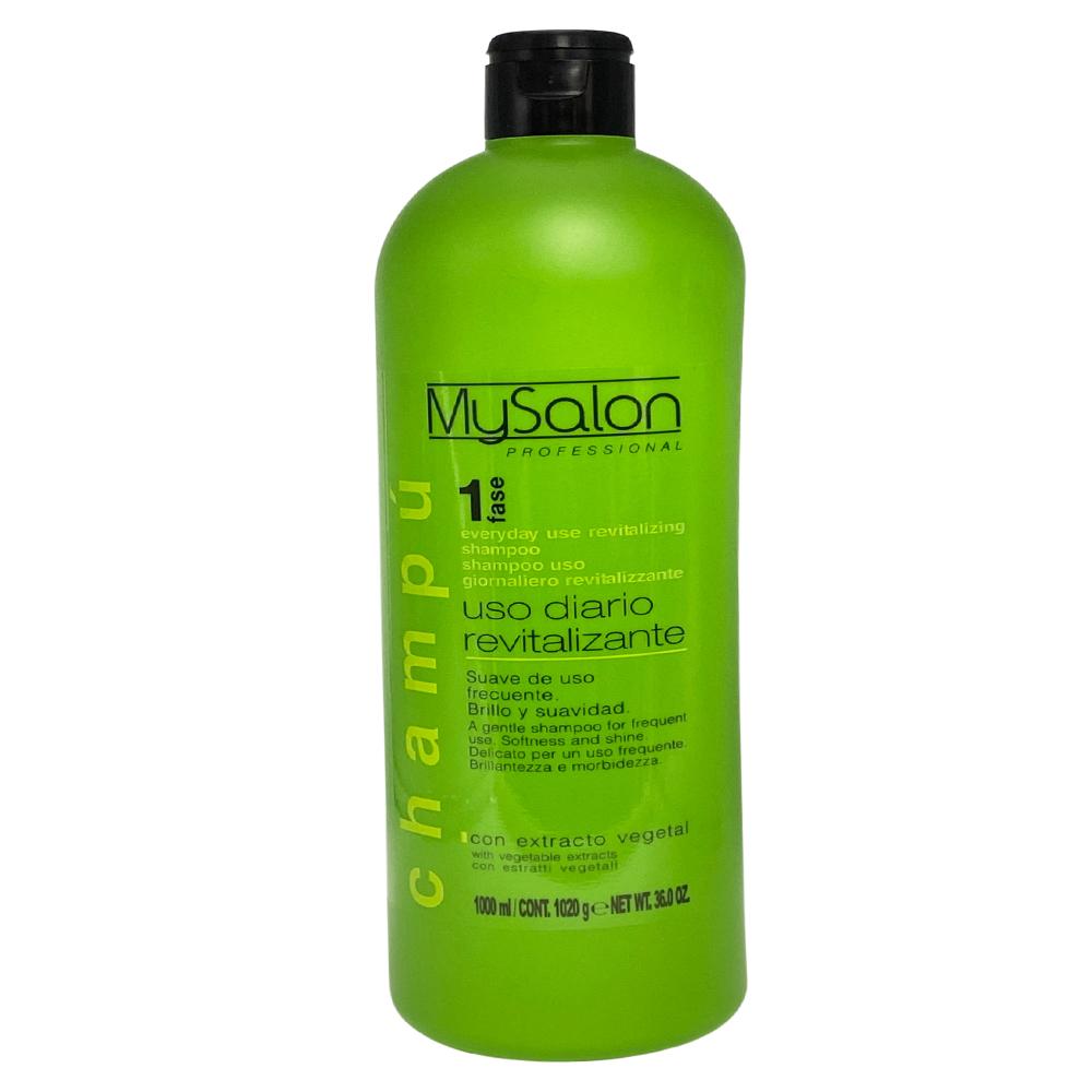 Mysalon everyday use revitalizing shampoo 36 oz
