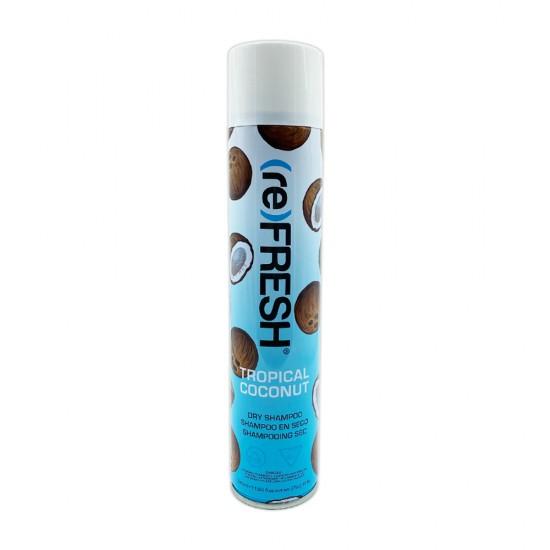 Refresh Dry Shampoo Tropical Coconut 11.55 Oz