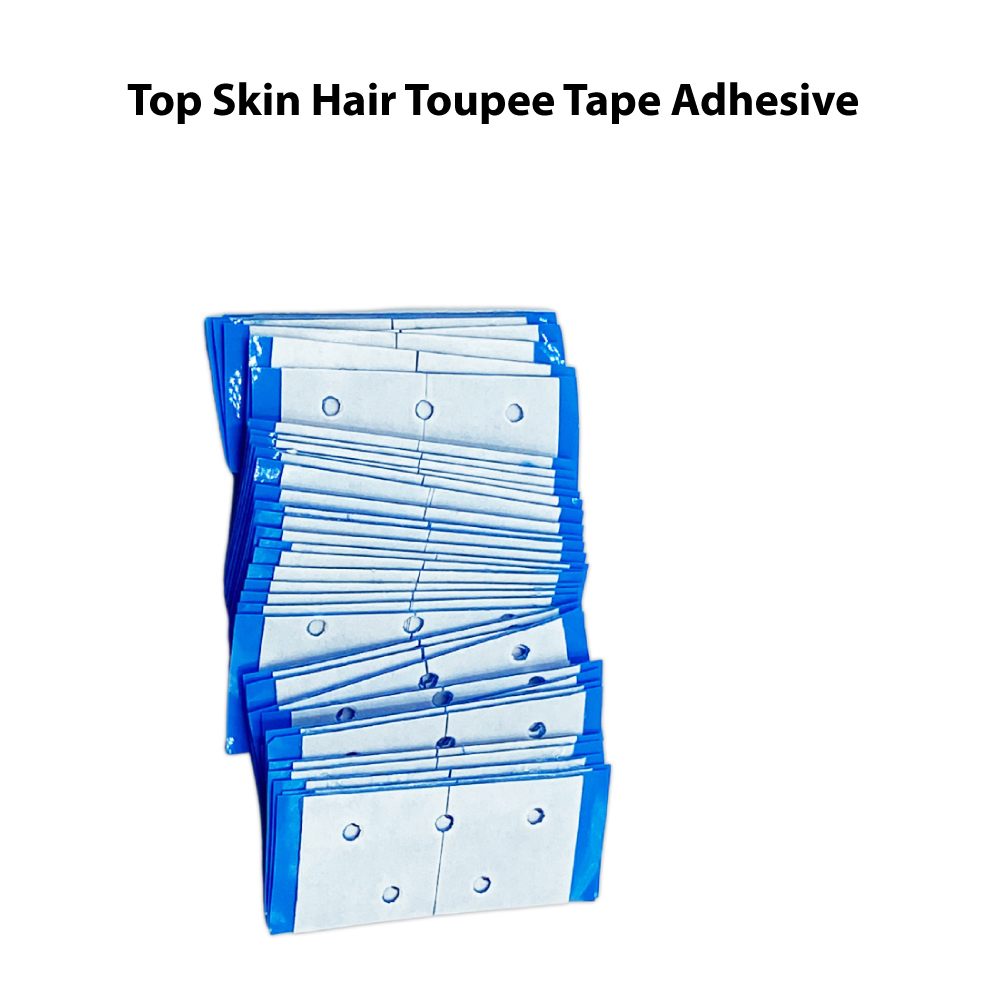 Ebo toupee Double Sided Adhesive stripe tape Wig Toupee Hair Piece hair extensions Tape 40 pcs