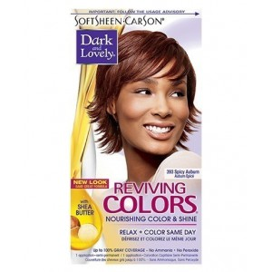 dark and lovely reviving color #393 - spiced auburn
