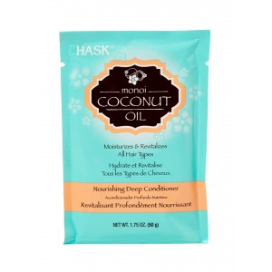 Hask Monoi Coconut Oil Nourishing Deep Conditioner