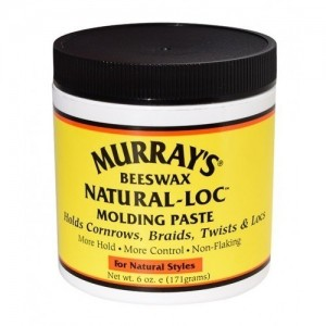 Murrays Natural Loc Molding Paste 6 Oz