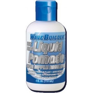 Wave Builder Wax Free Liquid Pomade™ Supper Ripple Developer 4 Oz