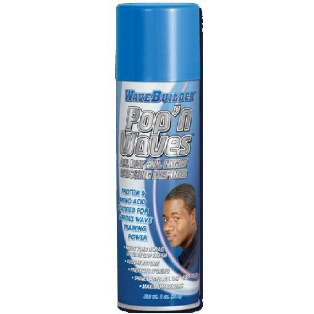 Wave Builder Popn Waves™ All Day All Night Glossing Definer 8 Oz
