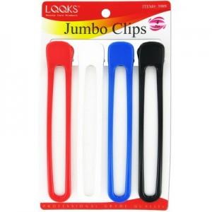 Ebo Jumbo Clips 4ct
