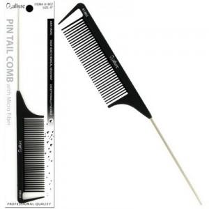 "Ebo 9"" Silicon Pin Tail Comb With Micro Fiber"