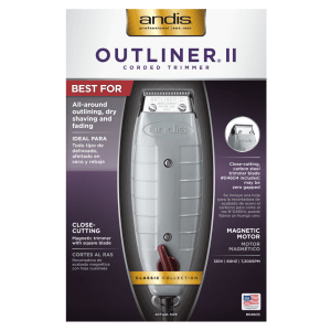 Andis Outliner® Ii Square Blade Hair Trimmer