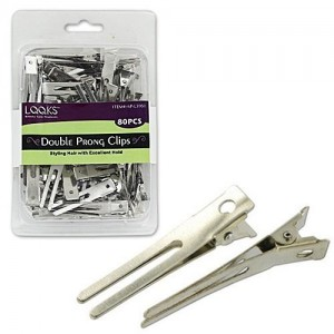 Ebo Double Prong Clips 80ct