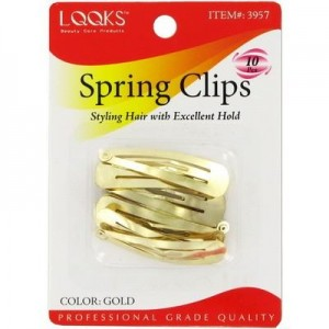 Ebo Spring Clips 10 Ct Gold