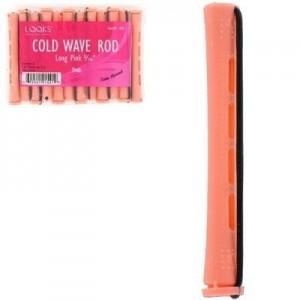 Cold Wave Rods Long Pink(12pk-12pc-144pcs Total)