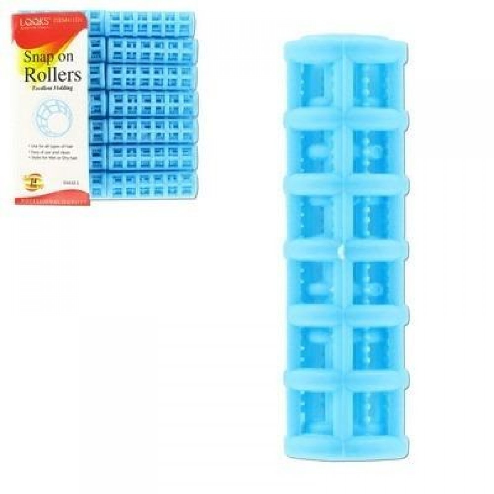 Ebo Snap Roller Small Blue 14ct
