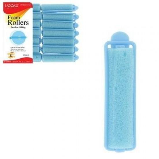 Ebo  Foam Roller Small 14ct-pk Blue