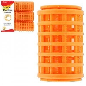 Ebo Snap Roller Jumbo Orange 6ct