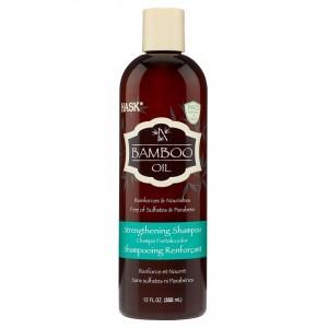 Hask Bamboo Oil Strengtening Shampoo