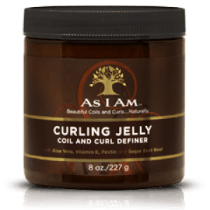 As I Am Curling Jelly Coil And Curl Definer