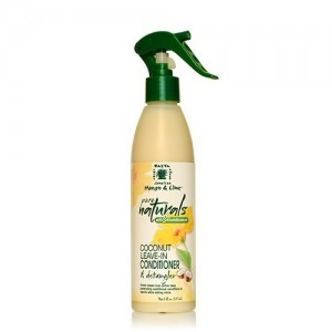 jamaican pure naturals with smooth moisture leave-in conditioner & detangler 8oz