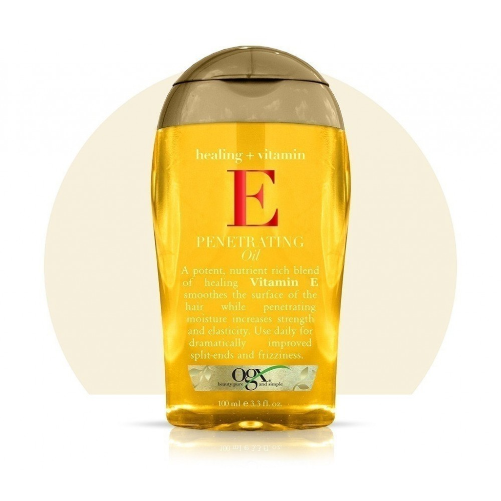 Ogx Healing + Vitamin E Penetrating-oil