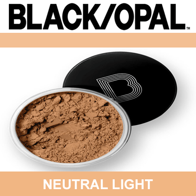 Black Opal True Color Soft Velvet Finishing Powder - Neutral Light