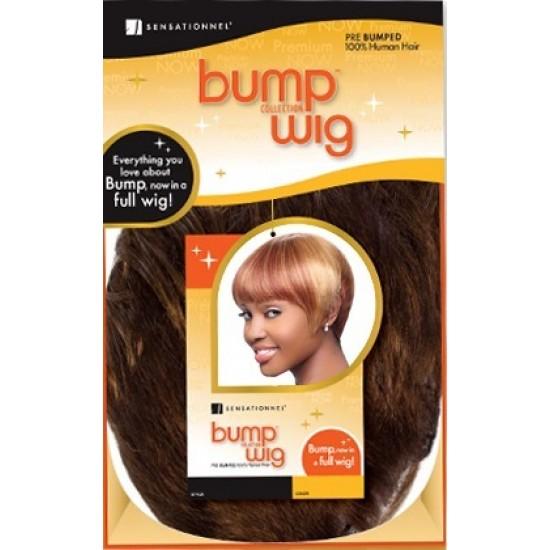 SENSATIONNEL BUMP WIG 100% HUMAN HAIR FULL WIG JESSY