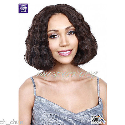 bobbi boss lace front premium synthetic wig mlf94 aspen