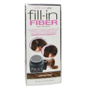 Cover Your Gray Fill-in Fiber With Procapil Dark Brown 0.42oz
