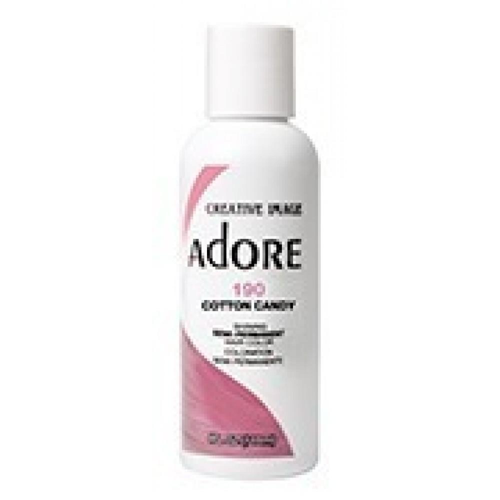 Adore Semi Permanent Hair Color 190 Cotton Candy