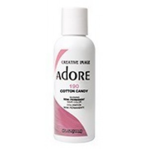 adore semi permanent hair color #190 cotton candy