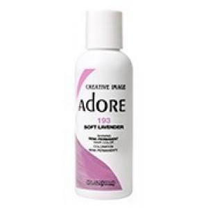 adore semi permanent hair color #193 soft lavender