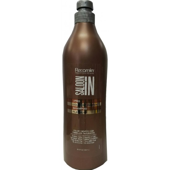 Recamier Salon In Color Intensifier Shampoo Platinum 33.8 Oz