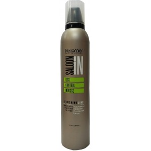 Saloon In Liss Control Mousse 9.5oz
