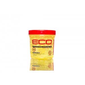 Eco Style Hair Gel Argan Oil 16 Oz
