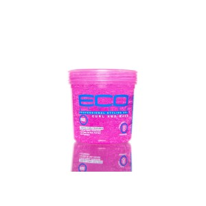 Eco Style Hair Gel Curl And Wave 5lb